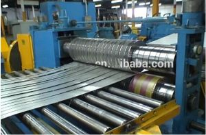 Slitting & Cut to Length Combined Line