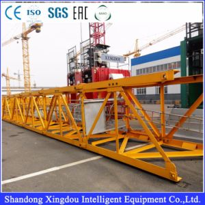 Qtz63 (5010) 4t Top Kit Tower Crane and Spare Parts with Good Price pictures & photos