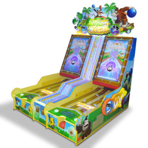 China Factory Cute Bowling Arcade Bowling Lottery Game Machine Equipment -  China Redemption Game Machines and Bowling Game Machine price