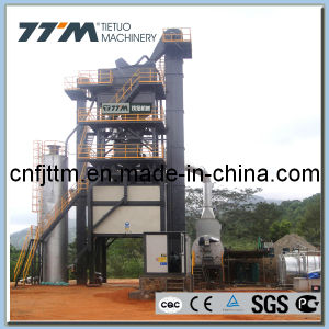 80tph Fixed Asphalt Plant for Road Construction, China Professional Supplier pictures & photos