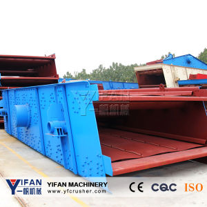 Good Performance Quarry Rock Vibrating Screen pictures & photos