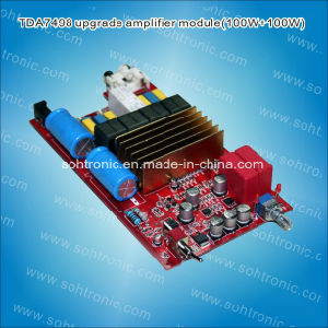 Tda7498+A1 Upgrade Amplifier Module pictures & photos