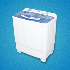 Hot Selling Semi-Automatic Transparent Cover Twin-Tub Washing Machine with Washer and Dryer CE CB