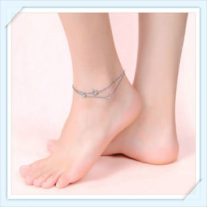 New Design Beautiful Fashion Jewellery Anklet