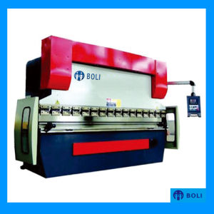 CNC Electric Hydraulic Synchronization Steel Plate Hydraulic Press Brake Machine pictures & photos