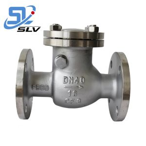 Factory Ductile Iron Stainless Steel High Temperature Swing Check Valve