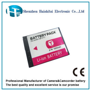 Digital Camera Battery for Sony (NP-FT1)