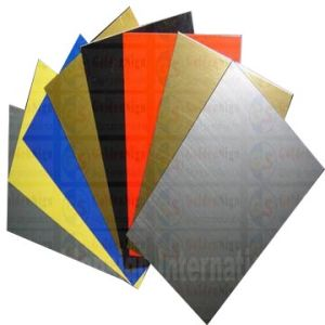 ABS Double Color Sheet, ABS Sheet pictures & photos