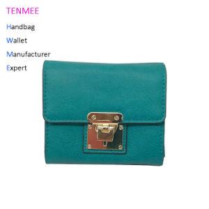 8759fe7604d Lcq-0115 High Quality Classic Style Bi-Fold Wallet Women Flap Clutch  Wallets Lady