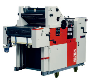 HG Series Single-Color Offset Printing Machine (WF47)