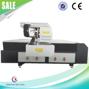 Printing Machine UV Flatbed Printer for Advertising Building Materials Glass Wood