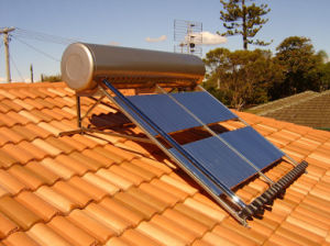 Integrative Pressurized Solar Water Heater-SP pictures & photos