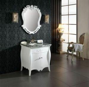 china free standing italy classic sink oak wood bathroom