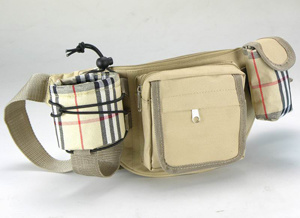 Promotional Canvas Waist Pouch Bag