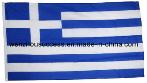 Greece National Flag pictures & photos