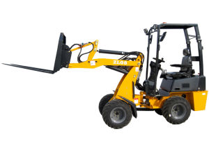 Mini Shovel Loader (CE)
