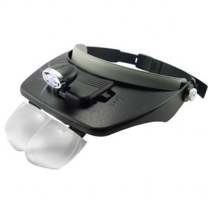 LED Head Magnifier (MG81001-E) pictures & photos