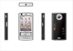 China Dual GSM Card Camera Bluetooth Cell Phone (KY-N95
