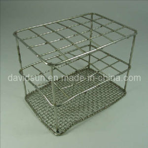 Laboratory Metalware Test Tube Rack pictures & photos