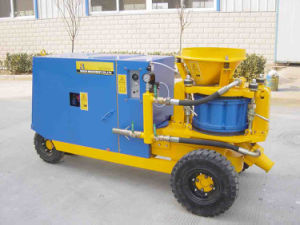 Dry Mix Rotor Gunite Machine (PZ-9D) pictures & photos