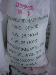 Good Quality Sodium Bicarbonate Food Grade