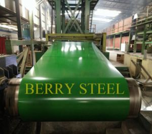 Secondary in Stock PPGI Steel Coil