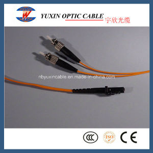 MTRJ-St Multimode Duplex Fiber Optic Patch Cable (50/125)