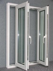 China Fancy Prices White Powder Coat Aluminium Windows