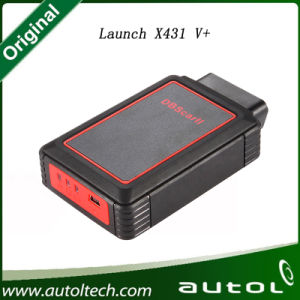 2016 Best Performance 100% Original Launch X431 V+ WiFi/Bluetooth Global Version Full System Scanner X431 V Plus Update Online pictures & photos