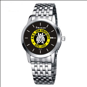 Customised Design Zion Alloy Adult Watch
