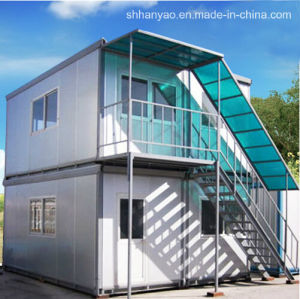 Prefabricated Modular Container House for Mining Camp/Accommodation//Toilet pictures & photos