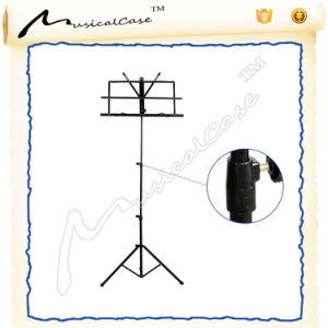 Small Music Sheet Stand with Stand Light pictures & photos