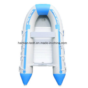 Infalatable Rubber PVC Finishing Boat pictures & photos
