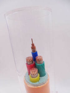 Flexible Insulated Mineral Cable Cable Fire Prevention