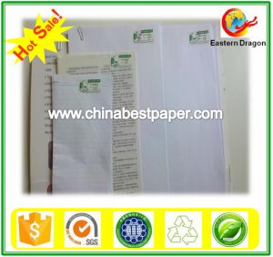 White Color Offset Woodfree Paper 60g pictures & photos