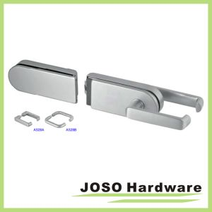 Double Door Lock Glass Door Patch Fitting Lock (GDL018B-3)  sc 1 st  JOSO Hardware Co. Ltd. & China Double Door Lock Glass Door Patch Fitting Lock (GDL018B-3 ...