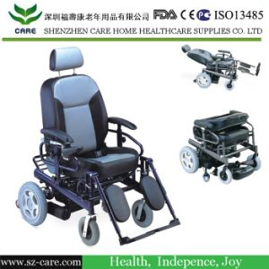 Comfortable Seats Disabled Electric Wheelchair