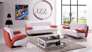 Modern Living Room PU Leather Sofa L. PA238 pictures & photos
