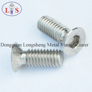 Ss 304 Hexagonal Socket Countersunk Head Bolt pictures & photos