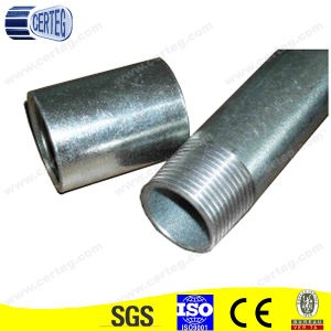 Thread steel pipe factory price pictures & photos