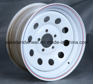 6.00X14 Trailer Wheels with 5 Bolt Holes pictures & photos
