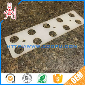 Injection Mold & Machining & Drawing Process PVC Plastic Clapboard / Sheet / Slab pictures & photos