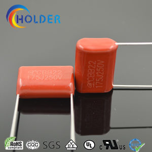 Metallized Polypropylene Film Capacitor 250V pictures & photos
