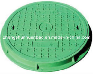 En124 D400 60t 1000mm Round SMC Composite Manhole Cover