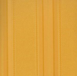 Stripe Design Wallpaper In Golden Color For Hotel Spa Study Room Hotel Using