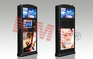 46 Inch Internet Kiosk Digital Signage LCD Advertising pictures & photos