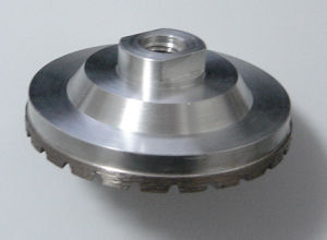 Diamond Continuous Rim Cup Wheel pictures & photos