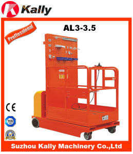 Full Electric Self-Propelled Aerial Order Picker Full Automatic (AL3-3.5)