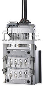 Close Automatically Cap Mould for Injection Machine