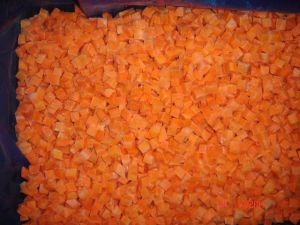 IQF Frozen Carrot Dice pictures & photos